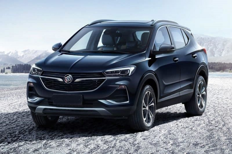2021 Buick Envision Awd Accessories All Wheel