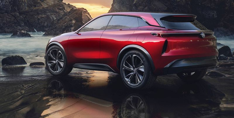2021 Buick Envision Drive Avenir Assembly Plant