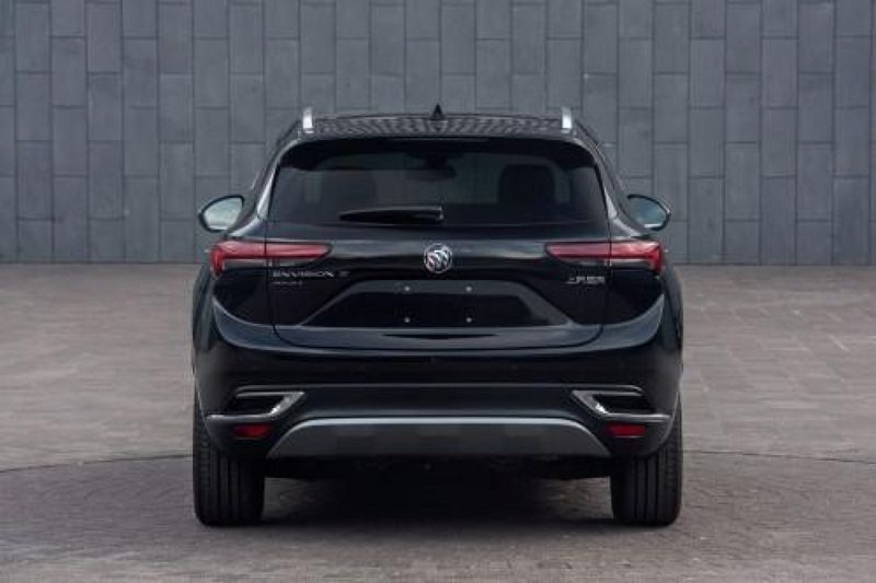 2021 Buick Envision Tow What Does Look Towing Black
