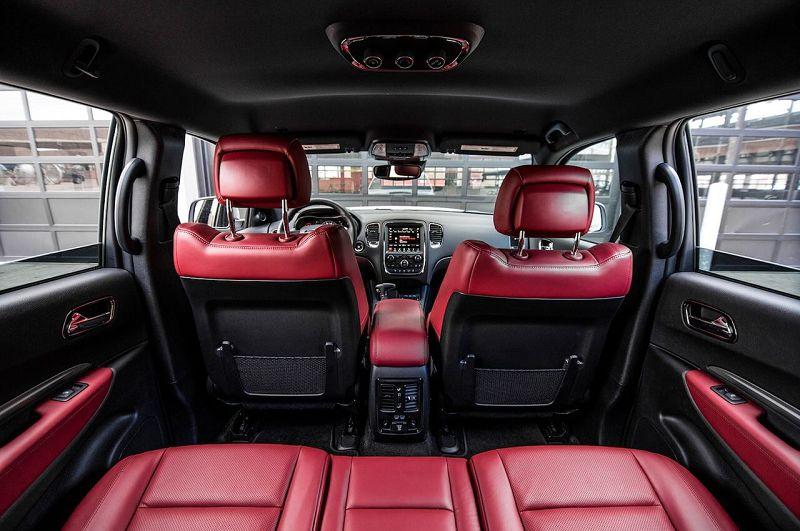 2021 Dodge Durango On Frame Changes Colors