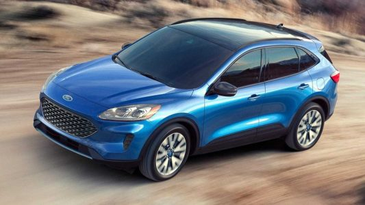 2021 Ford Escape Accessories All Wheel Drive