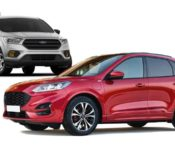 2021 Ford Escape Release Date Phev Price Competitors