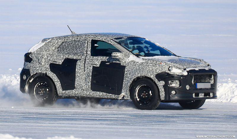 2021 Ford Puma St Essai Spot Dove E Grigia Hybrid