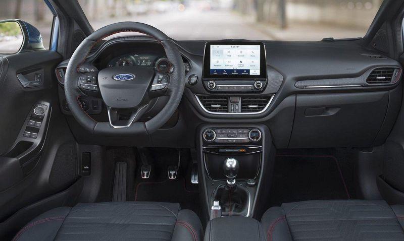 2021 Ford Puma St Motors Canada Colours 200