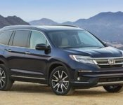 2021 Honda Pilot Colors When Will Be Available