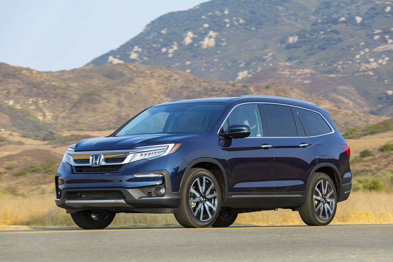 2021 Honda Pilot Does Come Out Refresh Review