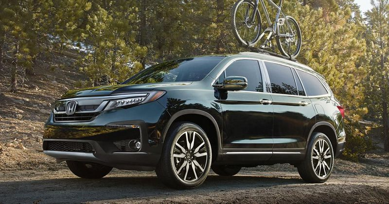 2021 Honda Pilot Redesign In Released Concept