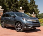 2021 Honda Pilot Release Spy Price Date Rumors
