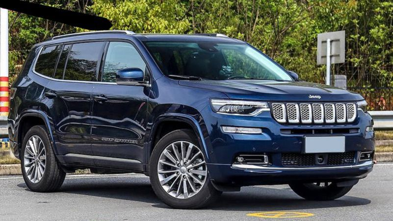 2021 Jeep Grand Cherokee All New The Redesign Do Cherokees Diesel Debut