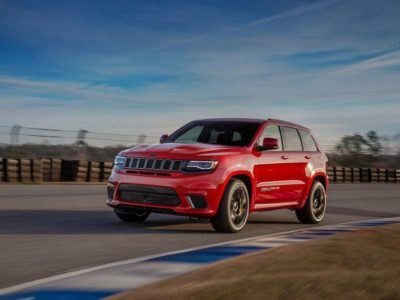 2021 Jeep Grand Cherokee Auto Show Altitude Announcement