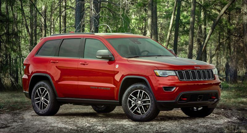 2021 Jeep Grand Cherokee Body Style When Will Be Released