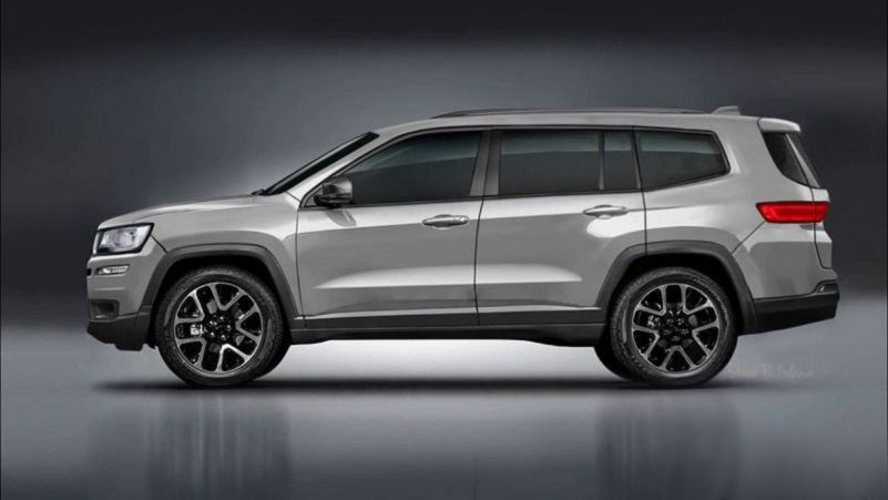 2021 Jeep Grand Cherokee Cost Exterior Come Out Engine Options Forum