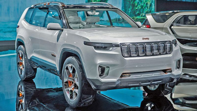 2021 Jeep Grand Cherokee Summit Reveal Rendering Trailhawk