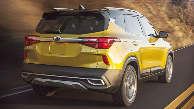 2021 Kia Seltos Dimensions S Test Drive Covers Cover Pictures 2019