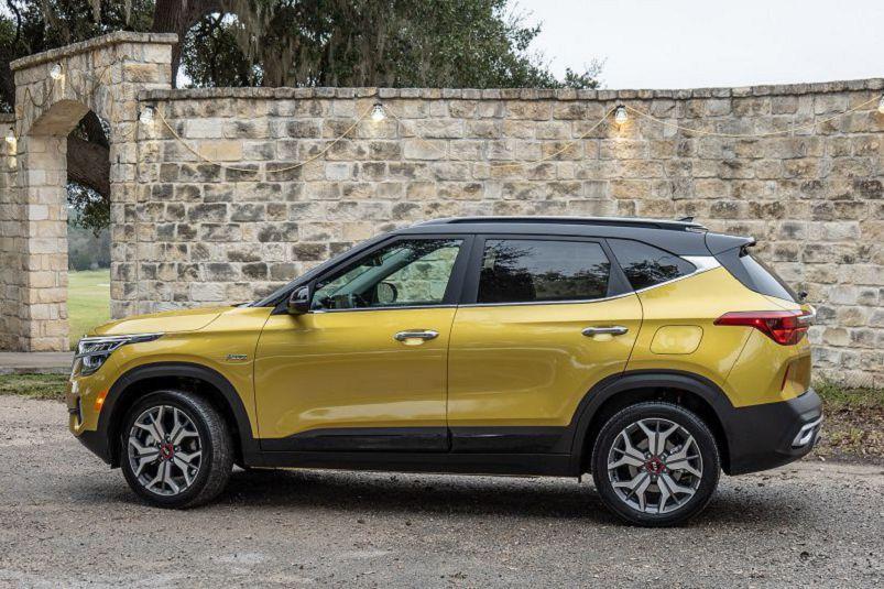 2021 Kia Seltos Specs Interior For Sale Sportage Hyundai Kona Hp