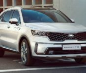 2021 Kia Sorento Available Cargo Test Drive Exterior