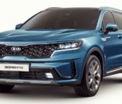2021 Kia Sorento Space Cost Configurations Captain