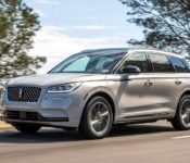 2021 Lincoln Corsair Grand Touring For Sale Lease Interior Cargo Space