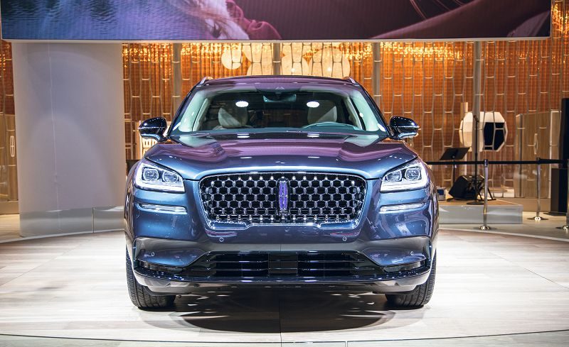 2021 Lincoln Corsair Grand Touring Like How Much Is The Good Car Long