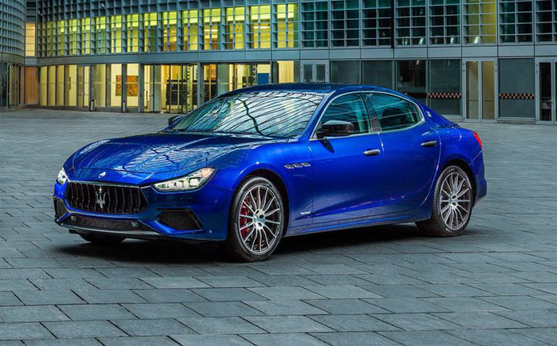 2021 Maserati Levante Trofeo New For Sale Carbon Fiber Armrest Key