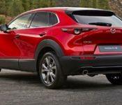 2021 Mazda Cx 30 Cx 300 Ev Hp Uk Experiencia Carplay Floor Mats