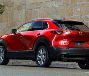 2021 Mazda Cx 30 Modelo Review Colors Interior Cover Key Fob Rear