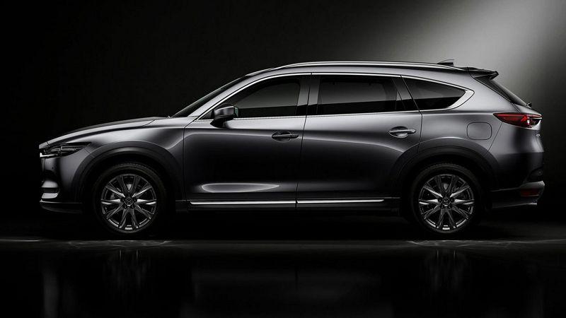 2021 Mazda Cx 9 Specs Price Dimensions Sport White