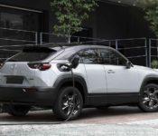 2021 Mazda Mx 30 Black Cooling Bereik Bilder