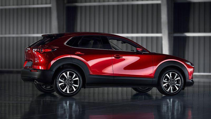 2021 Mazda Mx 30 Canada Cena Cost Crossover