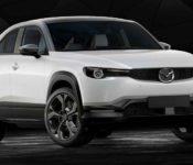2021 Mazda Mx 30 Interior Rotary United States