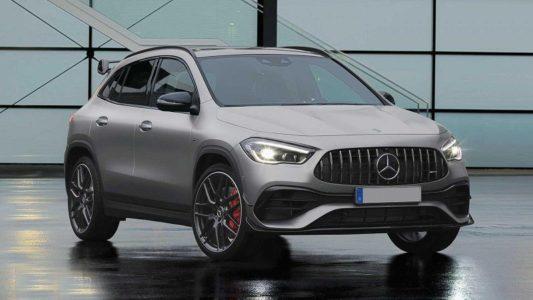 2021 Mercedes Amg Gla 45 2019 2018 S Aero Designo Lease