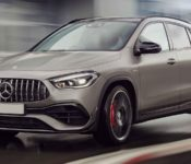 2021 Mercedes Amg Gla 45 Control Class Fuel Consumption