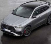 2021 Mercedes Amg Gla 45 Ground Clearance Gla Class C45