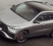 2021 Mercedes Amg Gla 45 Mercedes Benz 2020 Service B