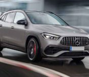 2021 Mercedes Amg Gla 45 On Car For Sale Exhaust Occasion