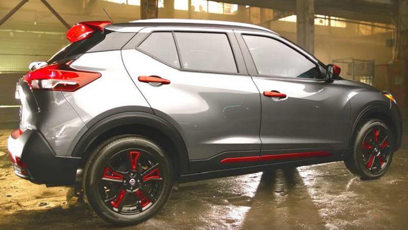 2021 Nissan Kicks Mexico Ficha Tecnica Precio
