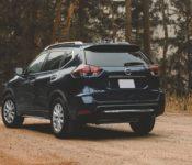 2021 Nissan X Trail 4wd 4x2 Awd Lkw
