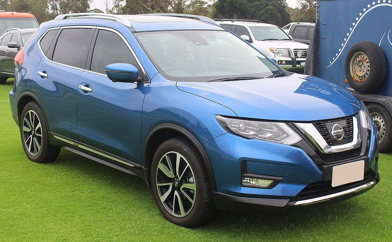 2021 Nissan X Trail New Australia Rogue Release