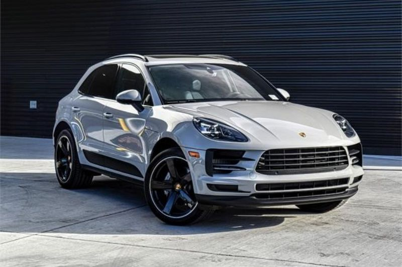 2021 Porsche Macan Gts Turbo Interior Ev Carplay