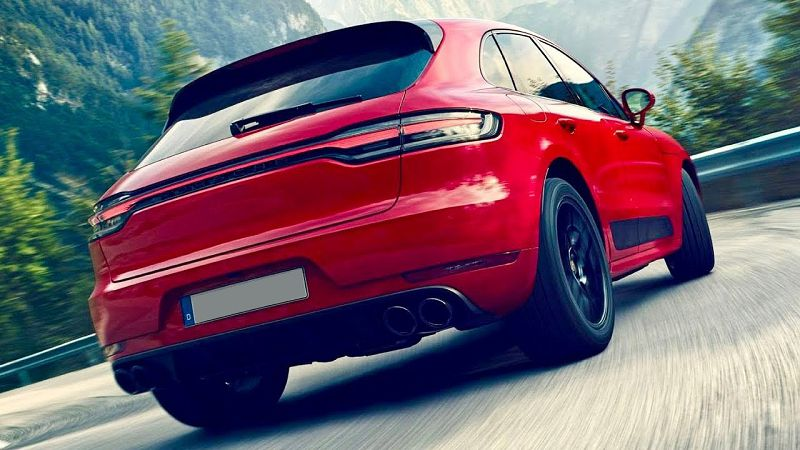 2021 Porsche Macan Nuova Neuer Nieuwe Nouvelle