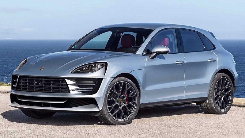 2021 Porsche Macan Release Date Redesign Price