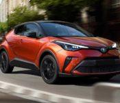 2021 Toyota C Hr Games Apps Accessories Floor