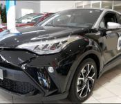 2021 Toyota C Hr Hv Uk Red 2020 Body Kit Cover Panel