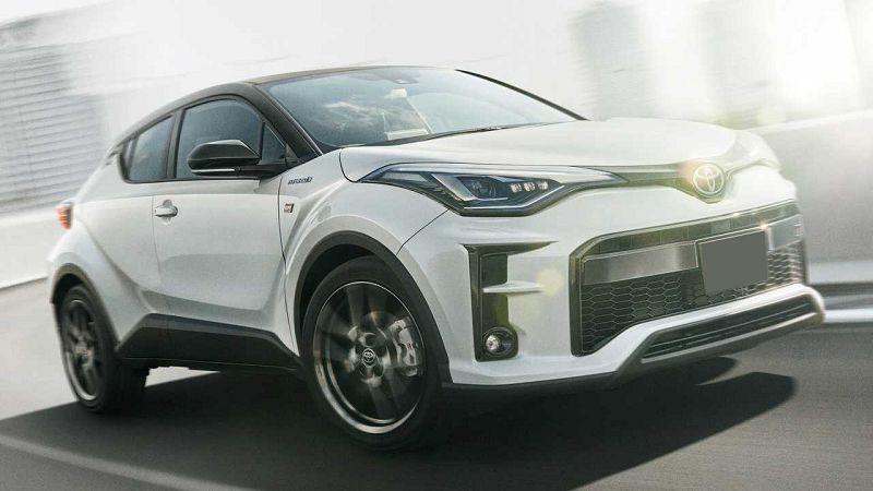 2021 Toyota C Hr Reviews 2019 Mpg Specs