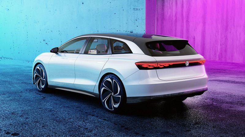 2021 Volkswagen Id 3 R 4 Vs Concept Id.r Vizzion Sk