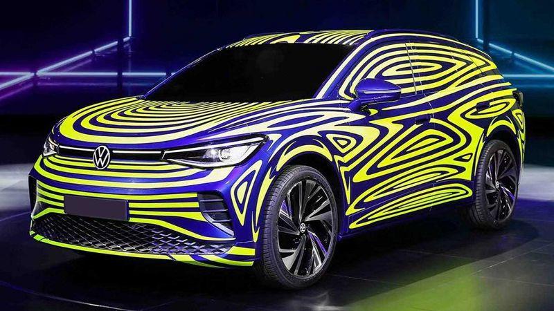 2021 Volkswagen Id Hot Wheels T1 Gtr