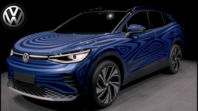 2021 Volkswagen Id Id5 Id 3 Ide Id R