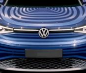 2021 Volkswagen Id Identification Buzz 1 Bus
