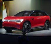 2021 Volkswagen Id Idr Van Usa Buggy