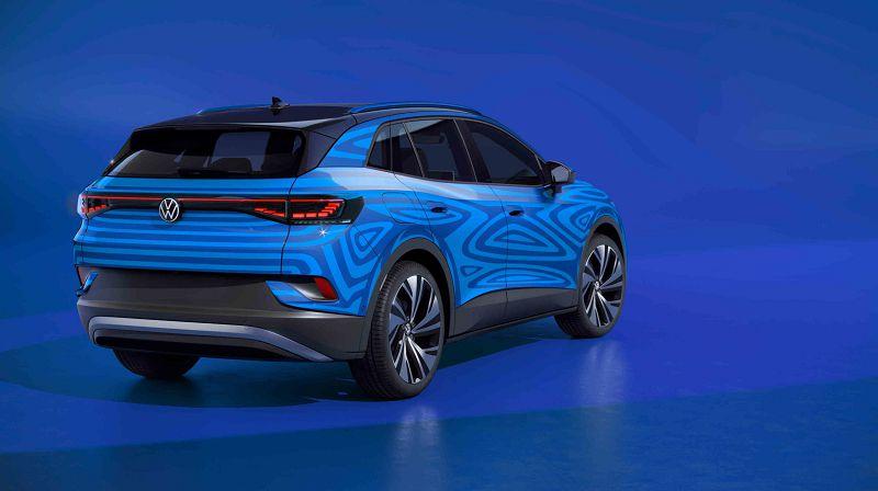 2021 Volkswagen Id Services Identibox Car Toy